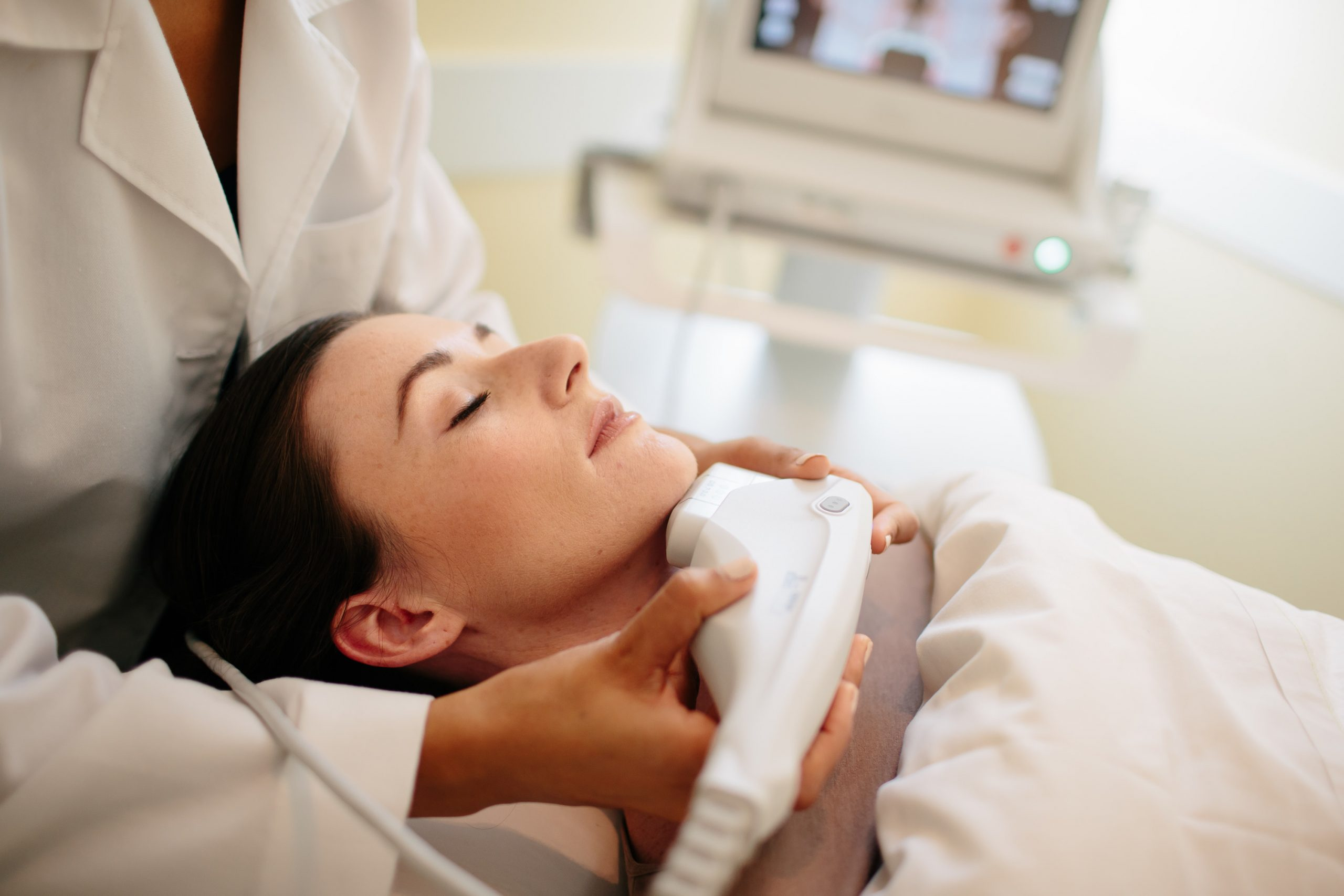 Ultherapy-Treatment