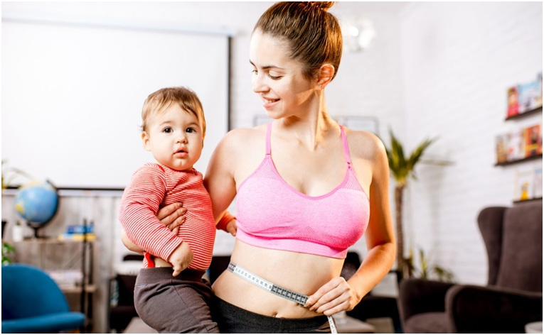 Beneficial Tips to Lose Weight After Pregnancy